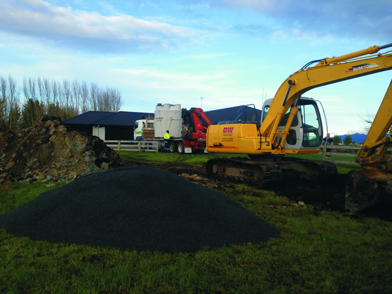 Rural & Lifestyle Block Drainage Services